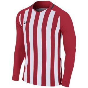 Nike Striped Division III Youth Jersey Long Sleeve