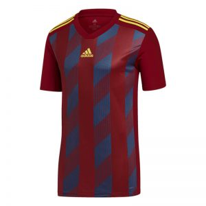 Adidas Striped 19 Youths Football Jersey